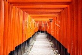 תמונה לבית מקדש מדהים ביפן