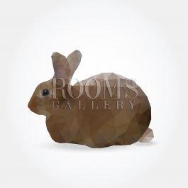 ארנבת תמונה לחדר ילדים
