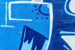 תמונות לבית בגוונים כחולים