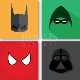 סדרת גיבורי על לבית מגניב