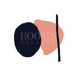 טרנד גאומטרי על פוסטרים לחדר השינה
