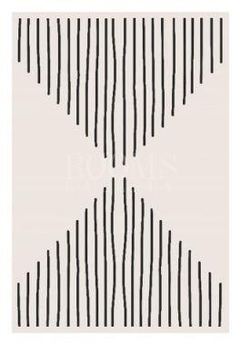 תמונות גיאומטריות בשחור לבן