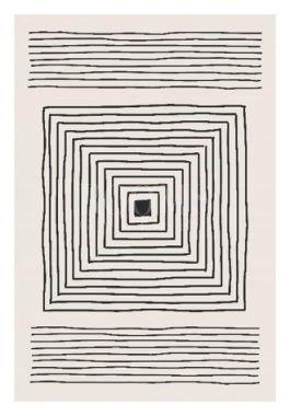 תמונות עם צורות גיאומטריות לסלון מודרני